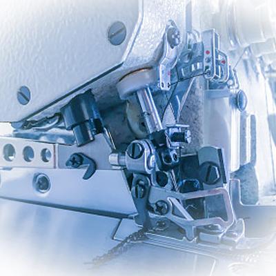 Асноўныя класіфікацыі прамысловых швейных машын
